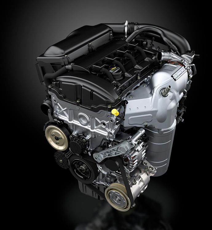 Motor Turbo THP