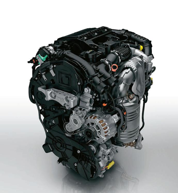 MOTOR 1.6 BLUE HDI 115 CV
