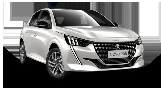 Novo Peugeot 208 – Versão Griffe