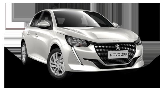 Novo Peugeot 208 Active 1.6 2021 PCD