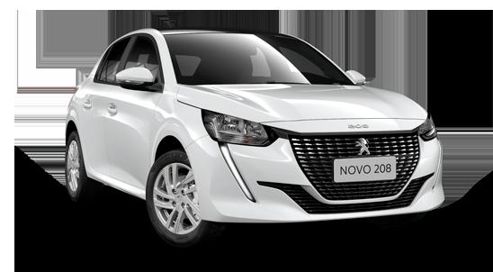 Novo Peugeot 208 Allure