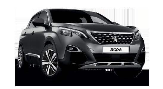 Suv Peugeot 3008 – Produtor Rural e CNPJ